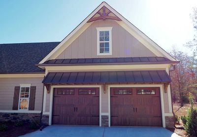 Craftsman House Plan with Angled Garage - 36031DK thumb - 16