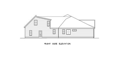 Craftsman House Plan with Angled Garage - 36031DK thumb - 55