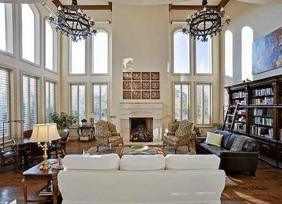 Spectacular Two-Story Family Room - 36145TX thumb - 04
