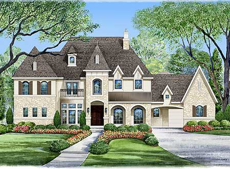 Grand Impression 36176tx European French Country