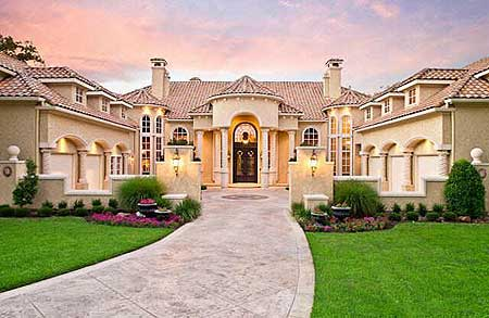 palatial estate of your own 36183tx architectural designs house plans