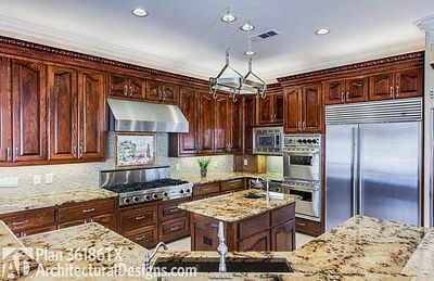 Luxury with Central Courtyard - 36186TX thumb - 06