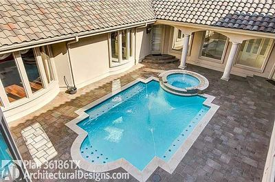 Luxury with Central Courtyard - 36186TX thumb - 13