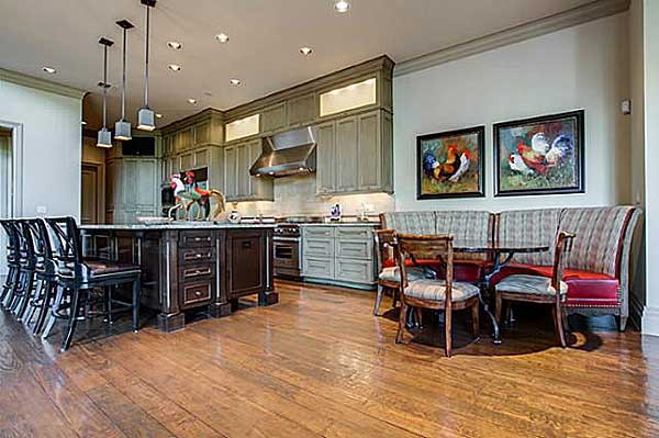 Elegant Four Bedroom House Plan - 36240TX