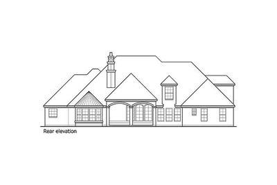 Flexible Estate Home Plan - 36270TX thumb - 09