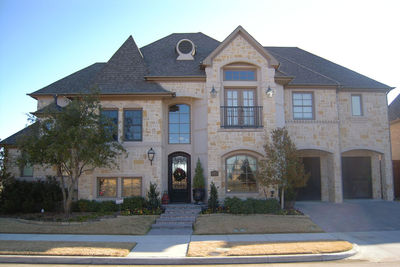 Elegant Home Plan with Indoor Grotto - 36284TX | Architectural ...