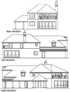 Spectacular guest or in law quarters 36289tx 2nd floor for House plans with inlaw quarters