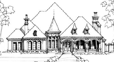 Gilded Age Homes moreover Planos Castillo 9796 also Spacious One Story Castle 36365tx further 4c936cada0a49057 French Quarter New Orleans New Orleans Creole Cottage Floor Plan furthermore 2 5. on new castle house plans