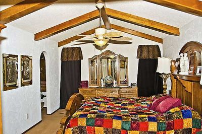Three Bedroom Hacienda House Plan - 36367TX thumb - 10
