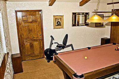 Three Bedroom Hacienda House Plan - 36367TX thumb - 11