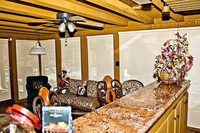 Three Bedroom Hacienda House Plan - 36367TX thumb - 12