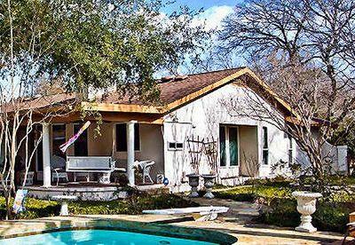 Three Bedroom Hacienda House Plan - 36367TX thumb - 14