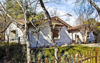 Three Bedroom Hacienda House Plan - 36367TX thumb - 13