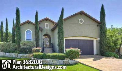 3 Bedroom Tuscan With Two Courtyards - 36820JG thumb - 07