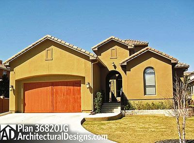 3 Bedroom Tuscan With Two Courtyards - 36820JG thumb - 04