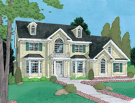 Perfect Old Style Family Farmhouse   3773TM | Architectural Designs   House Plans Nice Design