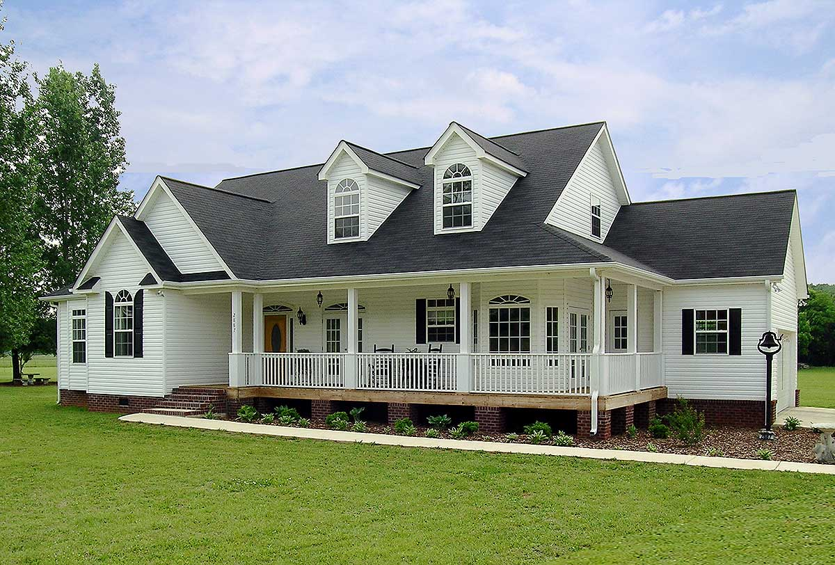 farmhouse style ranch 3814ja architectural designs house plans