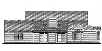 Farmhouse-Style Ranch - 3814JA thumb - 11