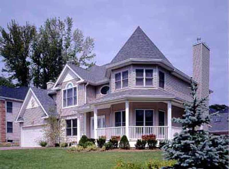 Six bedroom victorian farmhouse 38803ja architectural for Homes with master bedroom on first floor for sale