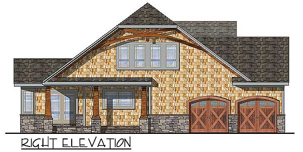 Future expansion space 3886ja 1st floor master suite for House plans with future expansion