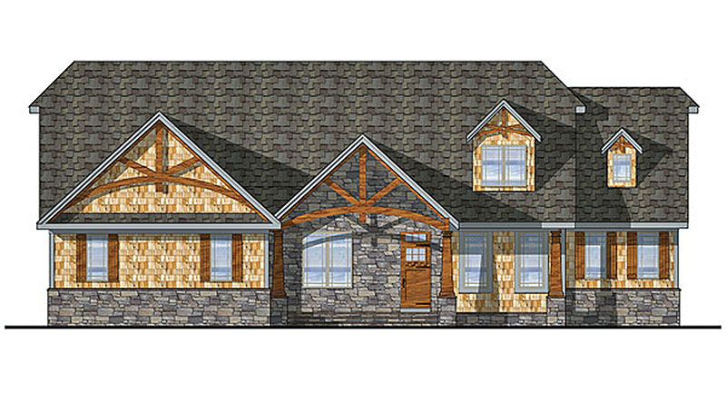 Future expansion space 3886ja architectural designs for House plans with future expansion