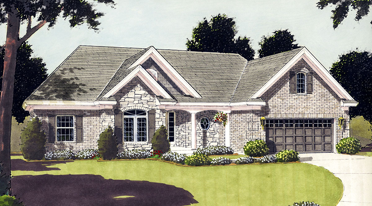Convenient design 3914st architectural designs house for Architecturaldesigns com house plan 56364sm asp