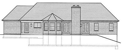 Enchanting Family-Friendly Home Plan - 3916ST thumb - 02