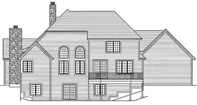 Stately Home Plan - 39171ST thumb - 02
