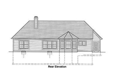 Delightful Home Plan - 3927ST thumb - 02