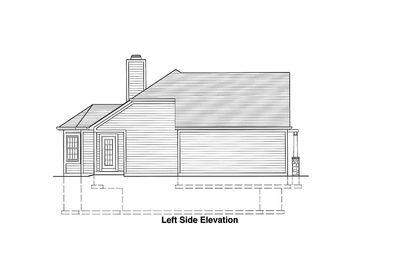 Delightful Home Plan - 3927ST thumb - 03