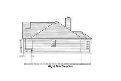 Delightful Home Plan - 3927ST thumb - 04
