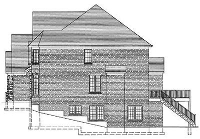 Inviting Home Plan - 3975ST thumb - 03