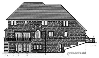 Inviting Home Plan - 3975ST thumb - 04