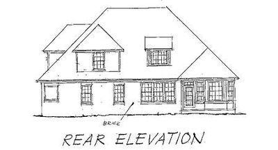 Southern House Plan with Optional Game Room - 40070WM thumb - 03