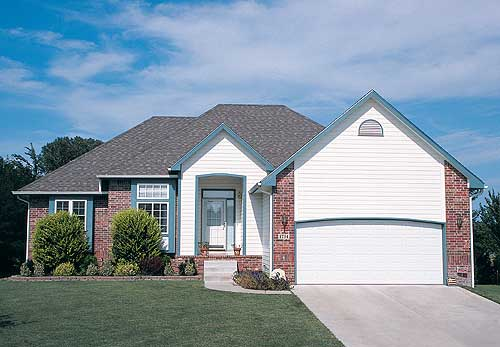 Modest sized ranch with many extras 4027db 1st floor for Modest home plans