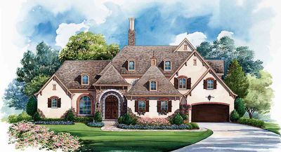 Exceptional French Country Manor - 40444DB thumb - 11