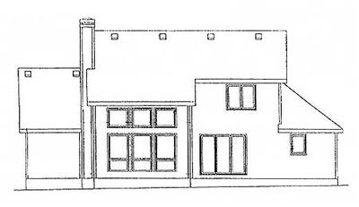 House Plan 4052db on 2 bedroom starter home plans