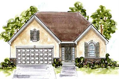 Two-Bedroom Home Plan with Options - 40526DB thumb - 01