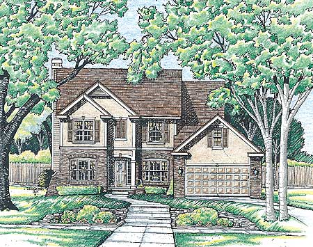 Timeless Appeal 40771db Architectural Designs House