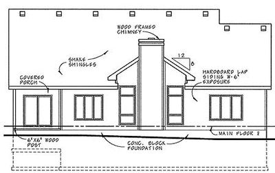 Icf house plan 40815db architectural designs house plans for Icf house plans