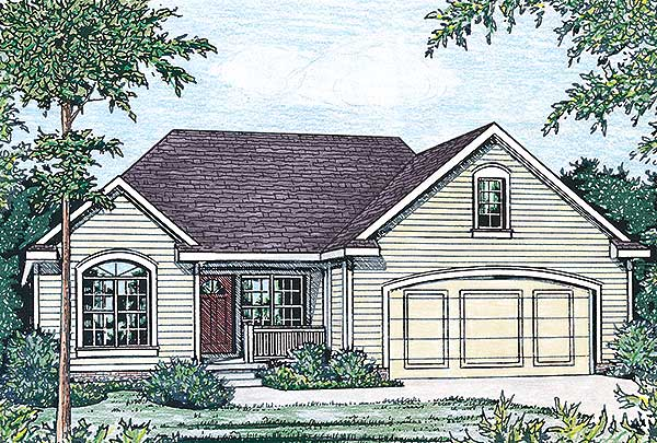 3 bed sip house plan 40828db 1st floor master suite for Sips home plans