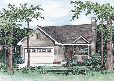 Structural Insulated Panel House Plan 40829db Architectural