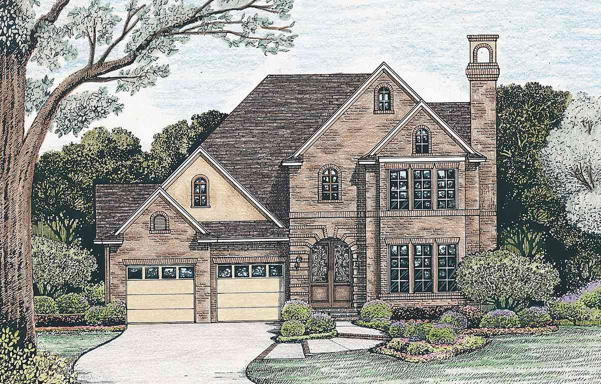 Brownstone inspiration 4084db architectural designs for Brownstone home designs