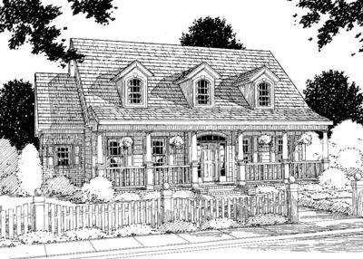 Charming Cottage - 4101WM thumb - 01