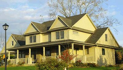 Country Home Plan With Marvelous Porches - 4122WM thumb - 05