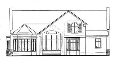 as well Stone Bridge Luxury Mountain Style House Plan furthermore 24 X 30 GARAGE PLANS Truss Roof 190338534338 as well La Riviere as well 4 Bedrooms With Expansion Possibilities 48264fm. on 3 car garage with dormers