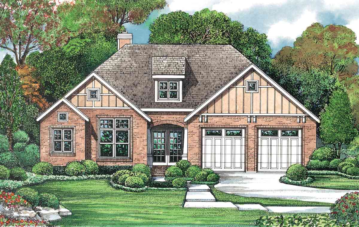 Three styles to choose from 41998db architectural for How to choose a house plan