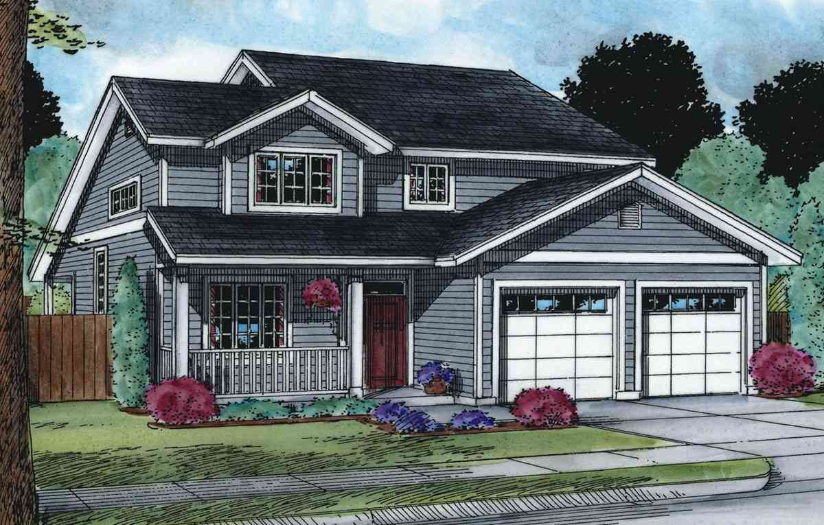 Large Family House Plan 42322db Architectural Designs
