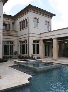 Magnificent Estate Home Plan - 42813MJ thumb - 06