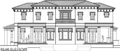 Magnificent Estate Home Plan - 42813MJ thumb - 07
